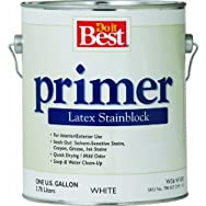 - W36W00800-16 Do it Best Latex Stainblock Primer-INT/EX LTX STNBLK PRIMER