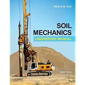 Engineering ebooks soil mechanics laboratory manual 8 for Soil mechanics pdf