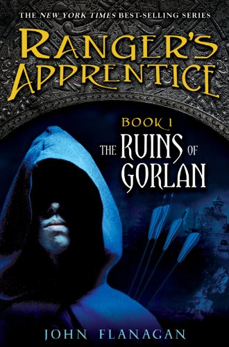 Kids on Fire: A 5th Grader Reviews The Ruins of Gorlan – Book One