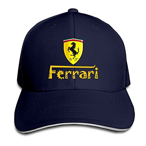 maneg-ferrari-team-sandwich-peaked-hat-cap