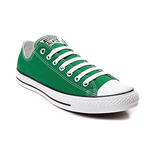 Converse Chuck Taylor All Star Lo (Mens 6.5/Womens 8.5, Amazon Green)
