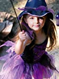 Travis Designs Funky Fairy Witch : Color - Purple and Black : Size - 3 - 5 yrs