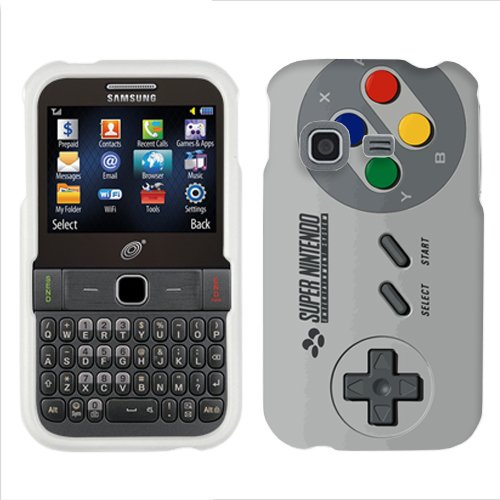 Samsung S390G Sfc Old Video Game Controller Hard Case Phone Cover