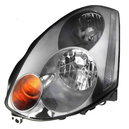 6 inch -Chrome 100W Halogen 2007 Volvo XC90 Post mount spotlight Driver side WITH install kit