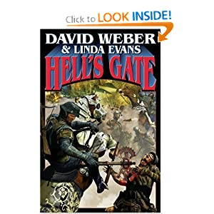 Hell's Gate (BOOK 1 in new MULTIVERSE series) (Multiverse Wars) by David Weber and Linda Evans