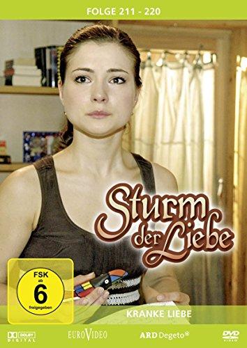 Sturm der Liebe - Folge 211-220: Kranke Liebe [3 DVDs]