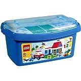 Lego - jeu de construction - Grande boîte de briques
