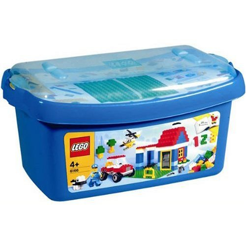 LEGO 6166 Large Brick Box