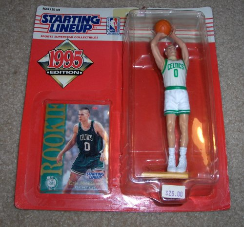 1995 Eric Montross NBA Starting Lineup [Toy] - 1