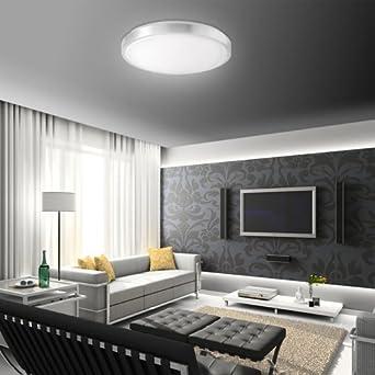 1er Set LED Einbaulampen Deckenleuchten Tino 230Volt Alu Druckguss SMD Spots 3W