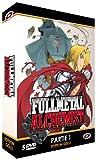 echange, troc Fullmetal Alchemist - Saison 1 - Coffret 1/2 - Edition Gold