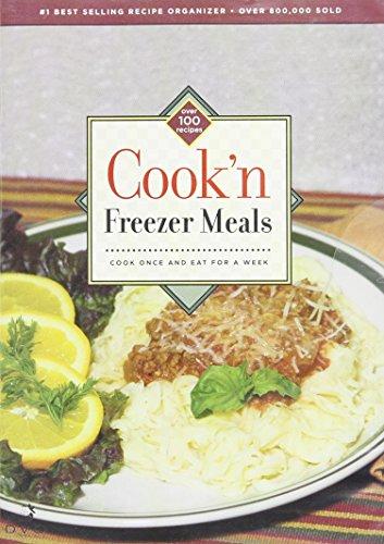 Cook'n Freezer Meals