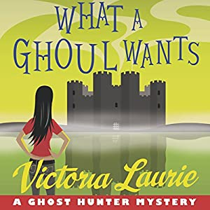 What a Ghoul Wants Audiobook