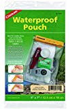 Coghlan's 8415 5-Inch by 7-Inch Clear PVC Waterproof Pouch Dry Bag