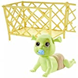 Shrek Out of Control Triplets Baby Boy with Playpen
