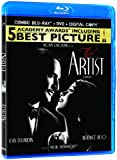 The Artist (Bilingual) [Blu-ray + DVD + Digital Copy] (Sous-titres français)