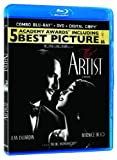 The Artist (Bilingual) [Blu-ray + DVD + Digital Copy] (Sous-titres fran�ais)