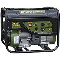 Sportsman GEN2000 2000 Watt Gasoline Portable Generator (Black)