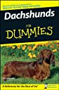Dachshunds For Dummies®