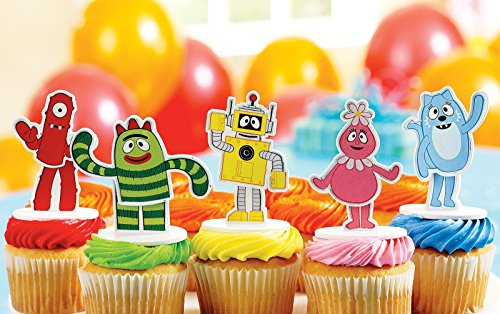 Decopac Yo Gabba! Cake Toppers Party Supplies - 1
