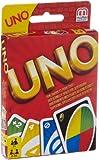 Mattel 51967-0 - UNO, Kartenspiel hergestellt von Mattel