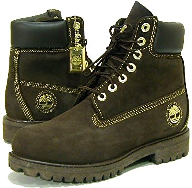 Buy Timberland Mens 6 Inch Premium Boots by Timberland