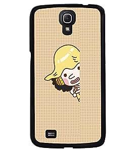 PRINTVISA Cartoon Case Cover for Samsung Galaxy Mega 6.3 I9200