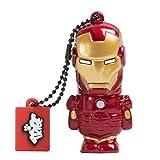 Tribe Marvel The Avengers Pendrive Figure 8GB USB Flash Drive 2.0 Memory Stick Data Storage - Iron Man (FD016404)