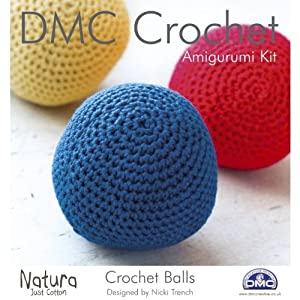 Amazon.com - Amigurumi Crochet Balls Kit - Crochet Kit
