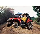 Peg Perego RZR Polaris Red Ranger