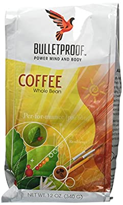 Bulletproof Upgraded Whole Coffee Beans from Bulletproof