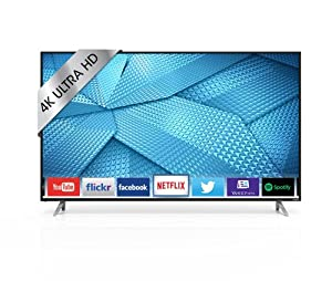 VIZIO M60-C3 60-Inch 4K Ultra HD Smart LED TV (2015 Model)
