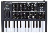 【国内正規品】コンパクトアナログシンセサイザー、ミニ25鍵、MIDI、CV/Gate搭載、Arturia MICROBRUTE