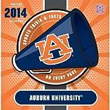 Auburn Tigers - 2014 Box Calendar