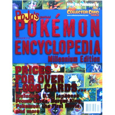 Pojo's Unofficial Pokemon Encyclopedia. Millennium Edition (Paperback)
