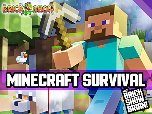 Clip: Minecraft Survival with Brick Show Brian! - Season 1