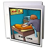 gc_22925_1 Londons Times Gen 2 Computer Internet - Best Backlinks - Greeting Cards-6 Greeting Cards with envelopes