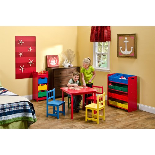 Berman Kids Four Tier Storage - Primary