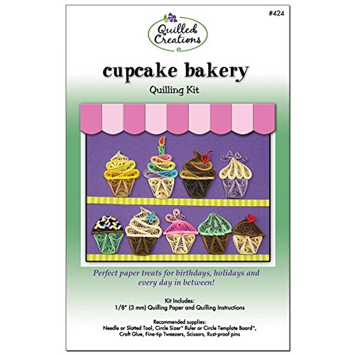 Brand New Quilling Kit-Cupcake Bakery Brand New (Quilling Kits Cupcake Bakery compare prices)