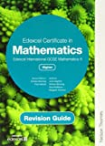 img - for Edexcel Certificate in Mathematics Edexcel International GCSE Mathematics Higher Revision Guide book / textbook / text book