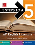 img - for 5 Steps to a 5: AP English Literature 2017 book / textbook / text book