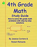 img - for 4th Grade Math Study Guide book / textbook / text book
