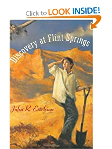 Discovery at Flint Springs by John R. Erickson