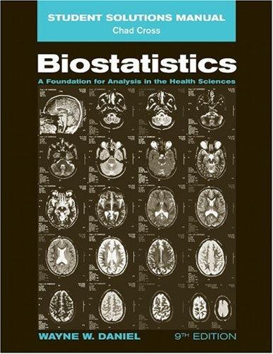 Geometry Net Pure And Applied Math Books Biostatistics