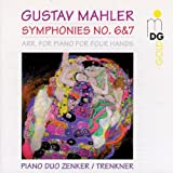Mahler: Symphonies 6 & 7 for Piano Duet