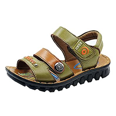 Online shopping for Sandals - Boys from a great selection at Shoes & Handbags Store.