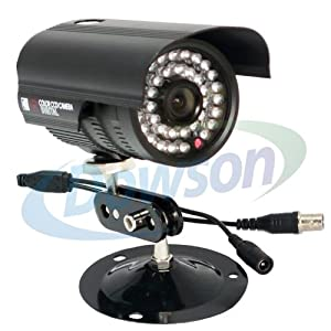 CCTV Surveillance Video System 16 Channel DVR Cameras Complete System with 16 Color CMOS IR Day/Night Indoor/Outdoor Security Cameras and 16x 60ft Siamese Cables and Power Adapter Units included! Internet Access and Smartphone & 3G Mobile Phone Live View!
