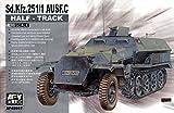 AFV Club 1/48 Sd Kfz 251/1C AF48007