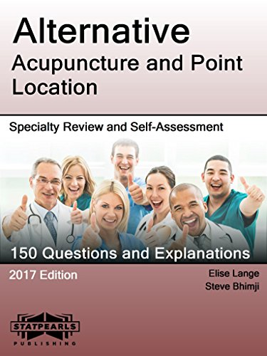 Alternative Acupuncture and Point Location (Alternative Medicine Specialty Review Book 1) (Alternative Medicine Review compare prices)