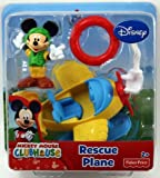 Disney Mickey Mouse Clubhouse Rescue Plane